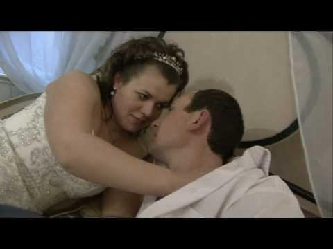 Снятая первая брачная ночь