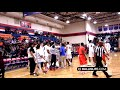 Crazy Ankle Breaking Game Winner by 9th Grader Noah Taitz at Tarkanian Classic!