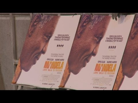 Nelson Mandela dead - Idris Elba interview hours before death announced