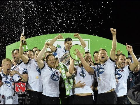 Dundalk FC - SSE Airtricity League Champions 2014