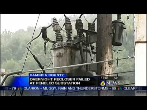 Electrical problem leaves thousands in dark in Cambria...