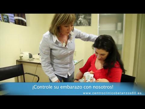 Control del embarazo en el Centro Clinico Betanzos 60