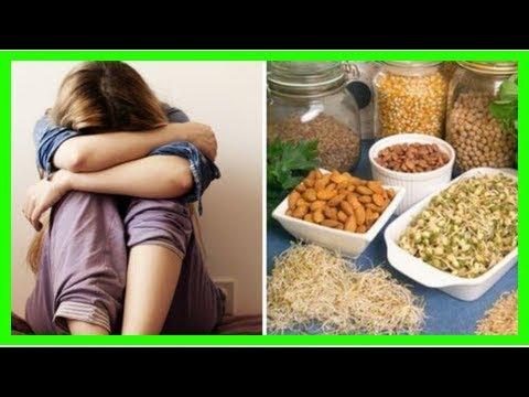 Mangel an 6 Nährstoffen kann zu Depression führen