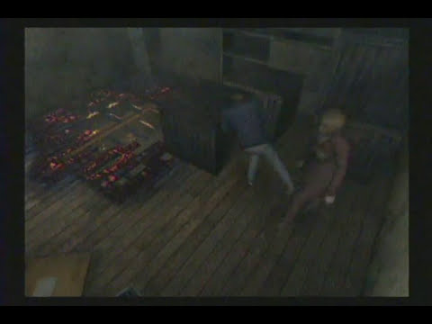 Resident Evil Outbreak File#1- Playstation 2-Parte 15