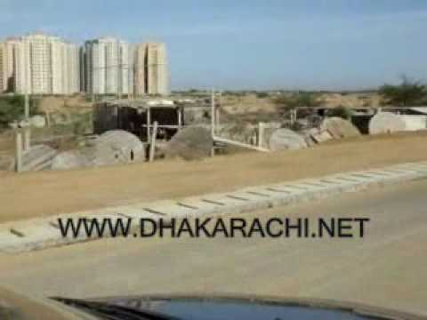 KH E SHUJAAT, PHASE 8, DHA, DEFENCE, KARACHI, PAKISTAN DEVELOPMENT PROPERTY.wmv