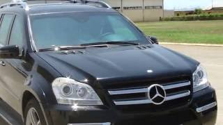 MSCA Armored Mercedes GL500-Presidential Level Test Drive
