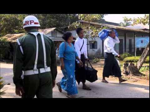 Violence flares in Myanmar border area with China