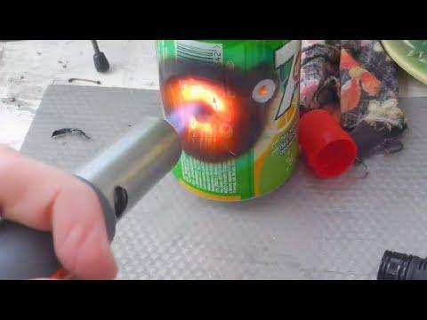 Газовая горелка - резак: обзор, тест