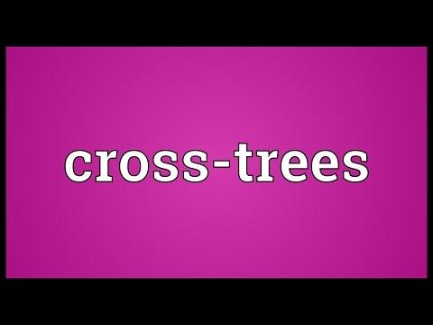 Header of cross-trees