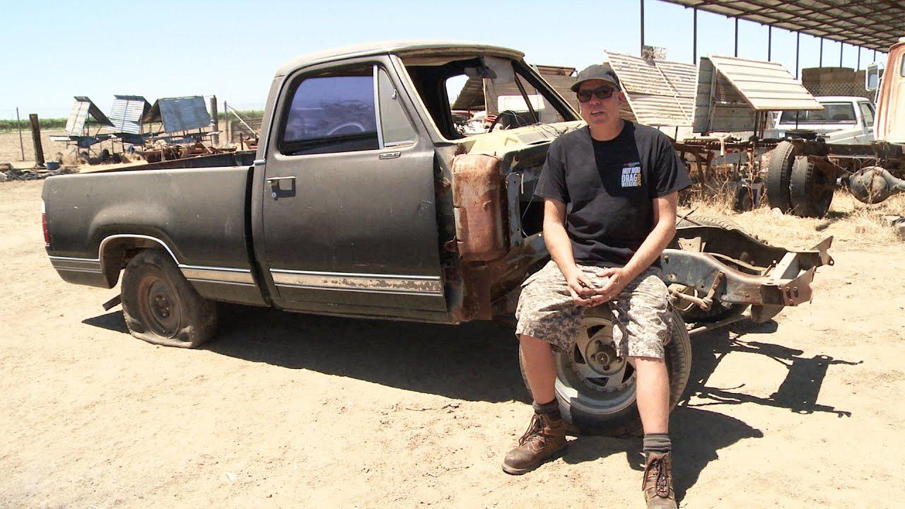 Dulcich's Dodge Truck Fetish! - Roadkill Extra Free Episode