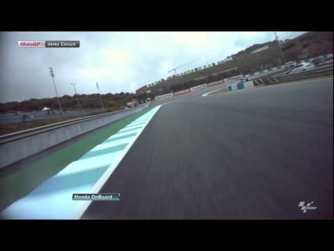 Jerez - Honda OnBoard