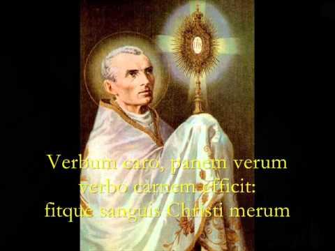 Gregorian Chant - Pange lingua