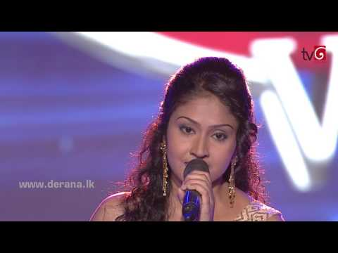 Dream Star Season 07 | Final 36 ( 01st Group ) Sachini Nisansala | 01-07-2017