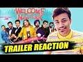 Welcome To New York Trailer Reaction | Sonakshi Sinha | Diljit Dosanjh | Karan Johar