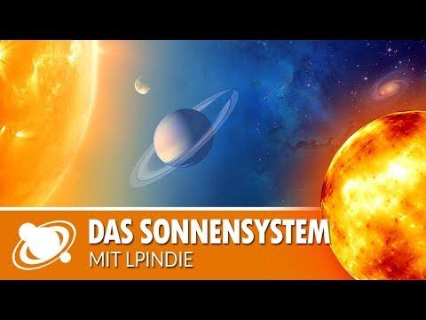 Das Sonnensystem - Kooperation mit LPIndie (2018)