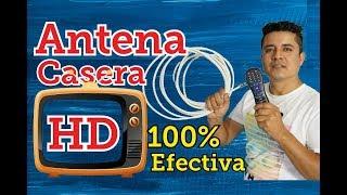 como hacer una antena hd casera 2019, antena hd economica, antena digital