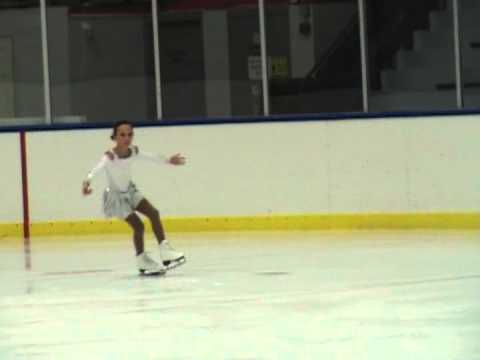 Gracie-May 2011 Winter Funskate Powassan - Free Program