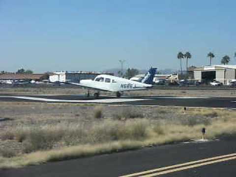 Takeoff at Chandler