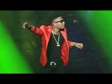 Wizkid live band performance at the 2016 VGMAs music videos 2016