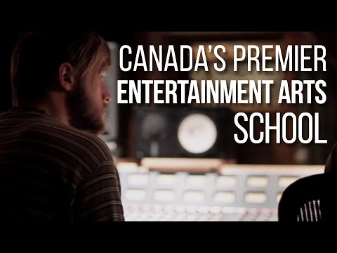Metalworks Institute - Canada's Premier Entertainment Arts School