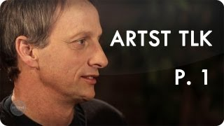 Tony Hawk & Pharrell Williams from the Beginning | Ep. 4 1/3 ARTST TLK | Reserve Channel
