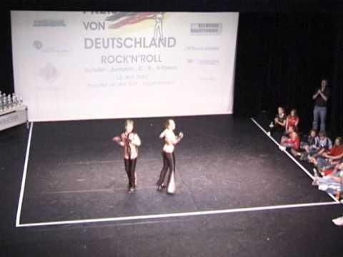 Lisa-Marie Nick & Marcel Winkelmann - Großer Preis von Deutschland 2007