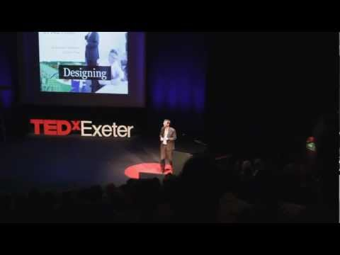 My Town in Transition: Rob Hopkins at TEDxExeter