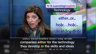 Anh ngữ đặc biệt: Facebook Google Buy 2 India-based Companies (VOA-Tech Rep)