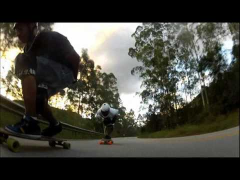 Downhill Speed - Florianópolis/SC - Serra do Tabuleiro - Drop da Vila