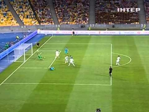 Зенит 1:2 Динамо К - Все голы - Объединенный турнир - Интер