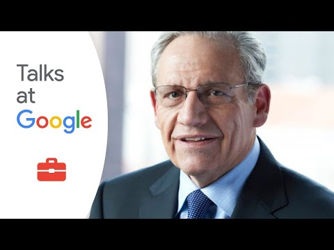 Authors@Google: Bob Woodward