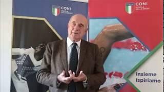 """Alberto Tripi al Seminario """"Sport e Innovazione"""""""