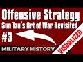 Offensive Strategy   Sun Tzu's Art Of War #3   Revisited