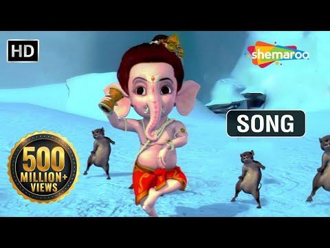 Naache Dhin Dhin - Bal Ganesh - Kailash Kher