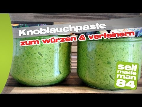 Thermomix TM31 - Knoblauchpaste - Selfmademan84