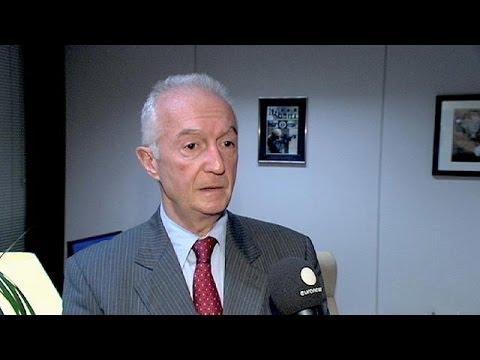 مقابلة خاصة بيورونيوز مع جيل دو كيركوف المنسق الاوروبي لشؤون مكافحة الارهاب