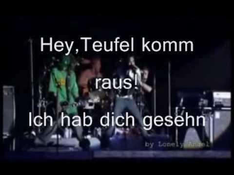"""Tokio Hotel - Beichte [From """"Schrei - so Laut Du Kannst""""]"""