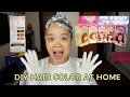 liese bubble hair color demo and review on virgin hair   msyellowyum
