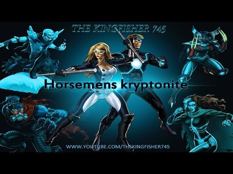 Marvel Avengers Alliance PVP: The Horsemen's Kryptonite
