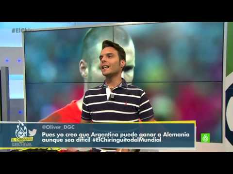 Messi pide a Sabella que quite a Higuaín por Agüero
