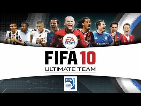 FIFA10 игра с другом) Смотреть всем )