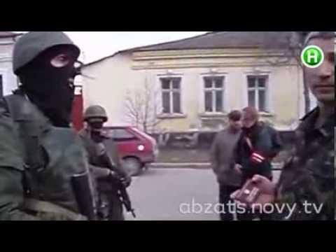 В Крыму избили журналиста «Абзаца!» - 06.03.2014