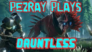 Dauntless Gameplay pc