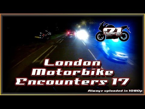 London Motorbike Encounters 17 – Taxi V Bus – RTA