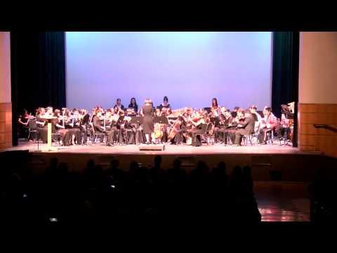 Mark Keppel HS Honoring Our Veterans Concert 2013