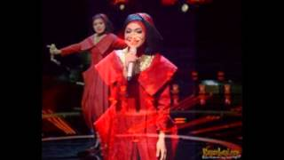 Indah Nevertari Grand Final Slide Show (behind the stage)