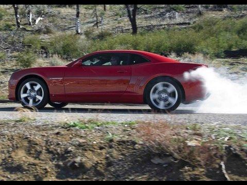 First Test - 2010 Chevy Camaro