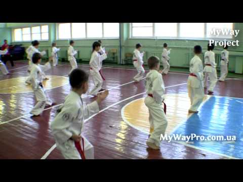 MyWay Project (Kiev city) Taekwondo