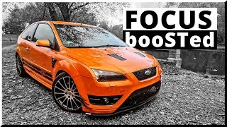 Ford Focus booSTed - mówcie co chcecie!