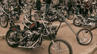 Giddy Up Texas Vintage Chopper Show 2019 / Pt.3 Of The Series